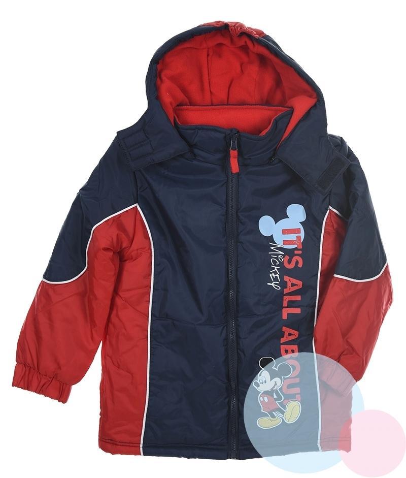 detská bunda mickey mouse  fb113a56825