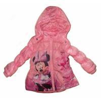 Zimná bunda Minnie , Velikost - 68 , Barva - Ružová