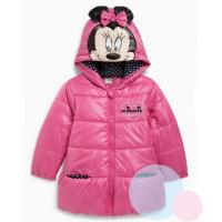 Zimná bunda Minnie baby , Velikost - 68 , Barva - Ružová