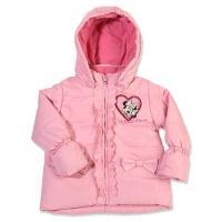 Zimná bunda Minnie Disney , Barva - Ružová , Velikost - 116