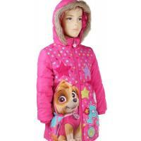 Zimní bunda Paw Patrol , Barva - Ružová , Velikost - 110
