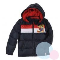 Zimná bunda Spiderman , Velikost - 98 , Barva - Tmavo modrá