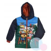 Zimná bunda Paw Patrol , Velikost - 98 , Barva - Tmavo modrá