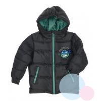 Zimná bunda Ninja Korytnačky , Velikost - 98 , Barva - Antracitová