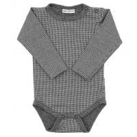 Zimní body Baby Service Retro , Barva - Tmavo šedá , Velikost - 56