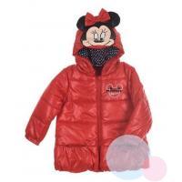 Zimná bunda Minnie baby , Velikost - 68 , Barva - Červená