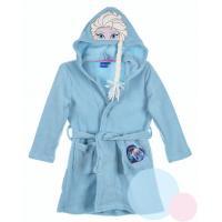 Župan Frozen s kapucňou , Barva - Tyrkysová , Velikost - 104