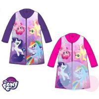 Župan My Little Pony , Velikost - 98 , Barva - Malinová