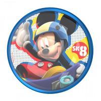 Zvonek na kolo Mickey Mouse s membránou , Barva - Modrá