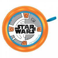 Zvonek na kolo Star Wars BB-8 , Barva - Oranžová